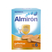 ALMIRON GALLETITAS ADVANCE 6 CEREALES